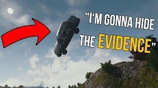 PUBG: Funny Vehicle Fails