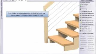 Балюстрада лестниц - отличный конструктив и формы