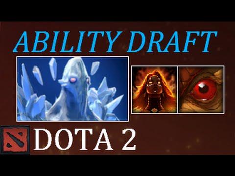 Dota 2 Strong Passives + Goo Ability Draft