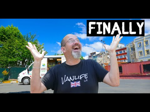 Van Life Turkey | Finally we get some good news!