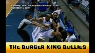 When Smart Gilas 1.0 Got Bullied By Coach Yeng