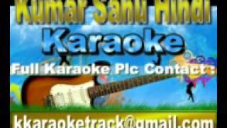 Aaj Humne Dil Ka Har Kissa Karaoke Sir {1993} Kavita,Kumar Sanu