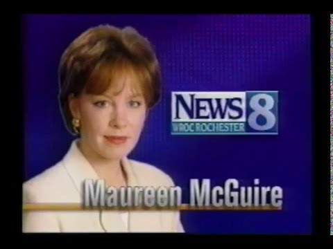 WROC News 8 Topicals & Talent IDs (1999)