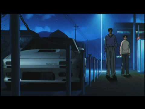 Initial D 3rd Stage - Now On DVD & Digital - Anime Clip 2