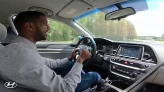 Test Drive 2018 Hyundai Sonata SEL