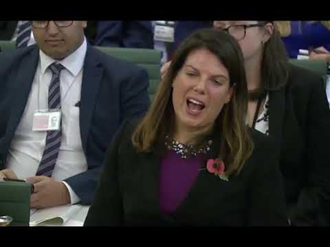 Yvette Cooper clashes with Caroline Nokes