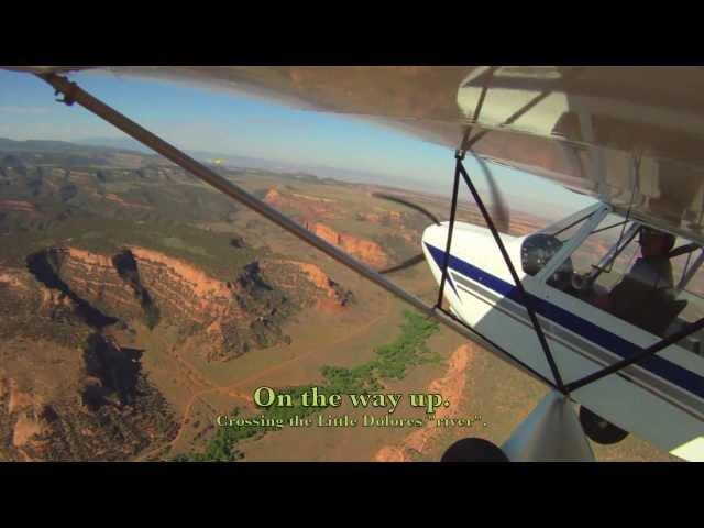 Steamboat Mesa Flight