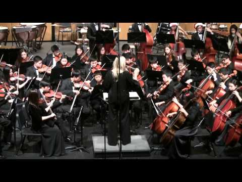 00108.MTS Winter Concert 2012:  A Charlie Brown Christmas - arr Larry Moore
