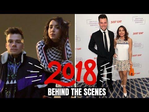 Behind The Scenes on Joel & Lia 2018
