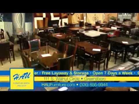 Great HAU Furniture Tax Season Commercial