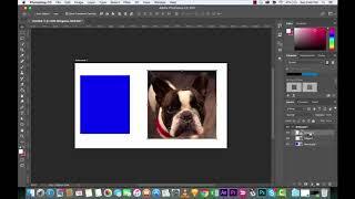 Comment créer des masques d'écrêtage - Photoshop CC 2017