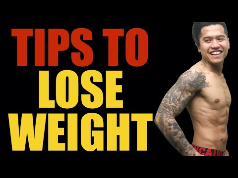 5 EASY TIPS TO LOSE WEIGHT (And Keep It Off!)