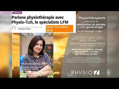 Interview: LFM et Beatrice Zenou, spécialiste physiothérapeute chez Physio / Incontinence urinaire