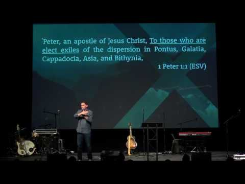 1 Peter: A Letter to the Persecuted Church