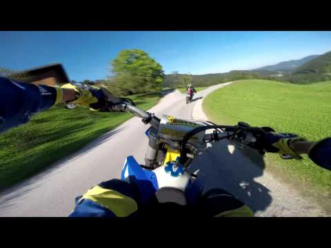 Braaap with Husaberg Fs450