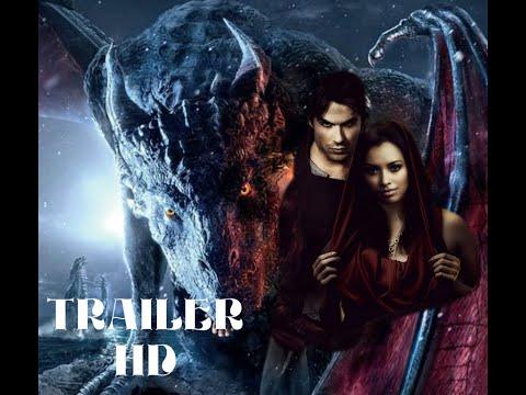 Bonnie and Damon movie trailer 2020- I am a dragon