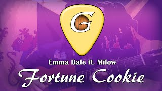 Emma Bale ft. Milow - Fortune Cookie - Fingerstyle Guitar Cover - TABS