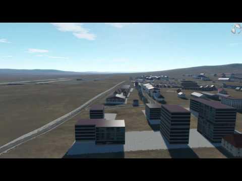 Baikal  airport -  Siberia