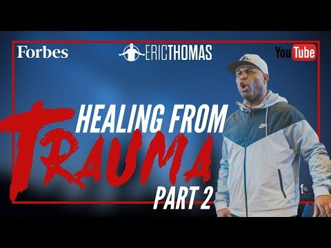 Willie Moore Jr. - WATCH Healing from Trauma
