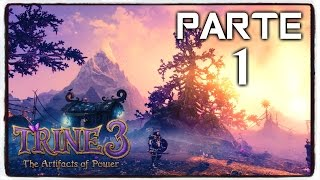 TRINE 3 THE ARTIFACTS OF POWER Gameplay PC Español Parte 1 - 1080p HD 60fps