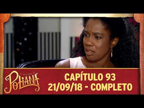 As Aventuras De Poliana   Capítulo 93 - 21/09/18, Completo