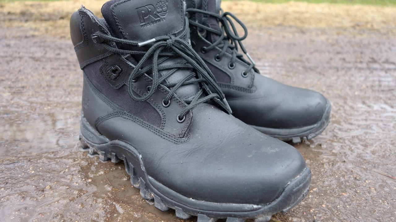 ecfdab2fbbf Timberland Pro Valor Duty Boot review & compare