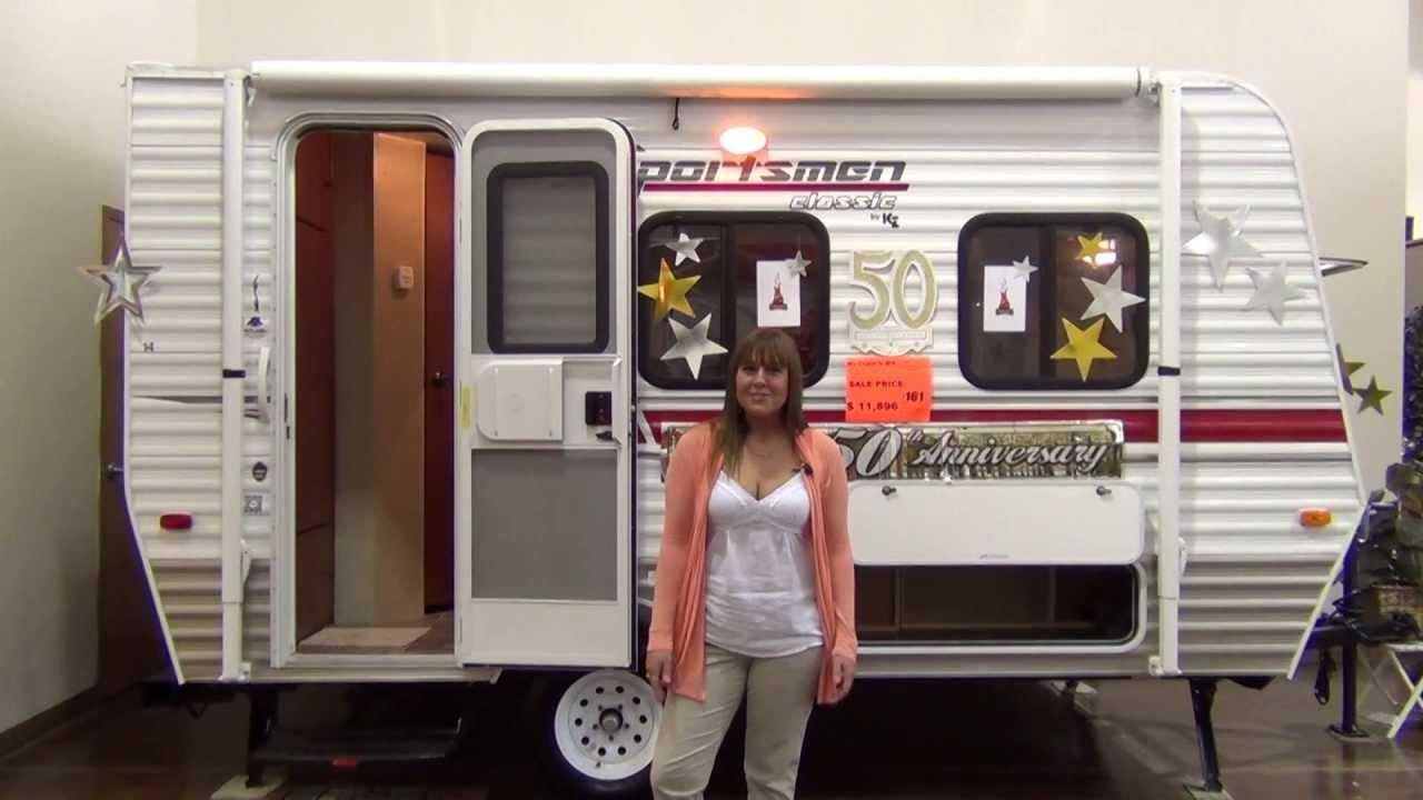 Sportsman Travel Trailer For Sale