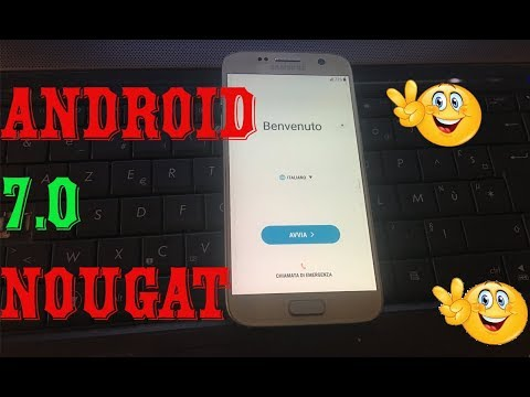Remove Google Account Samsung Galaxy S7 G930F Android 7.0 Nougat