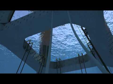 Semi-submersible (A)