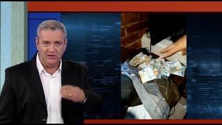 Criminosos roubam malote com dinheiro para uma vida inteira