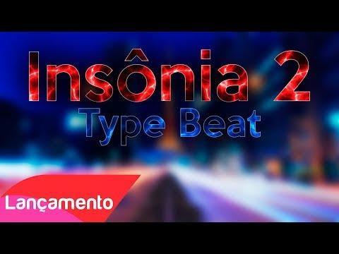 Insônia 2 - Hungria Hip Hop (Part. Tribo da Periferia) Type Beat (Base Rap Brasilia)