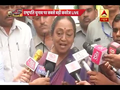 I fought for the belief and faith of majority of my countrymen: Meira Kumar