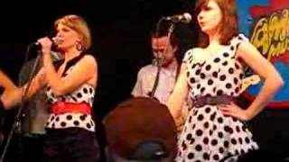 "The Pipettes ""Your Kisses Are Wasted On Me"""