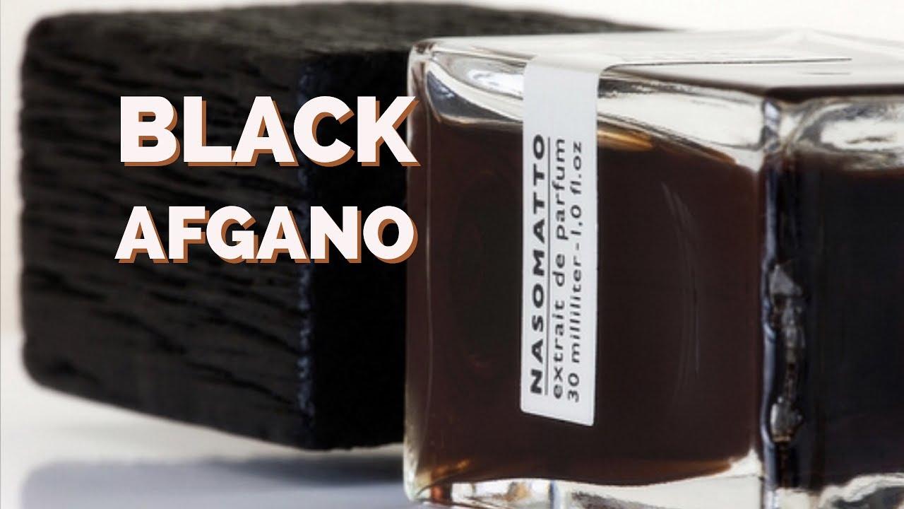 61fba98f1 Fragrance Review | Nasomatto Black Afgano Ultimate Manliness - YouTube