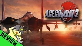 ACF Reviews | Ace Combat 2: Creating the Formula for the Success of the Series