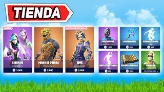*NEW SKIN SINAPSIS AND WRAPPING* FORTNITE STORE June 16