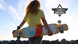 Dusters Wanderlust- Longboard Dancing with Malia Ward