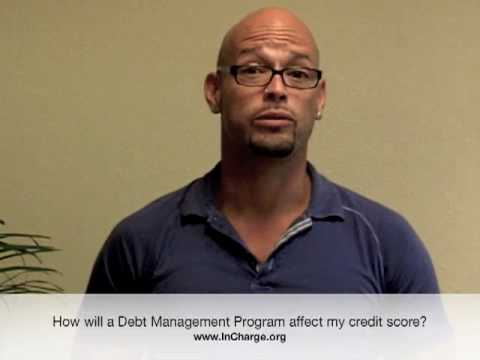 How Does Debt Management Plan Affect My Credit Score