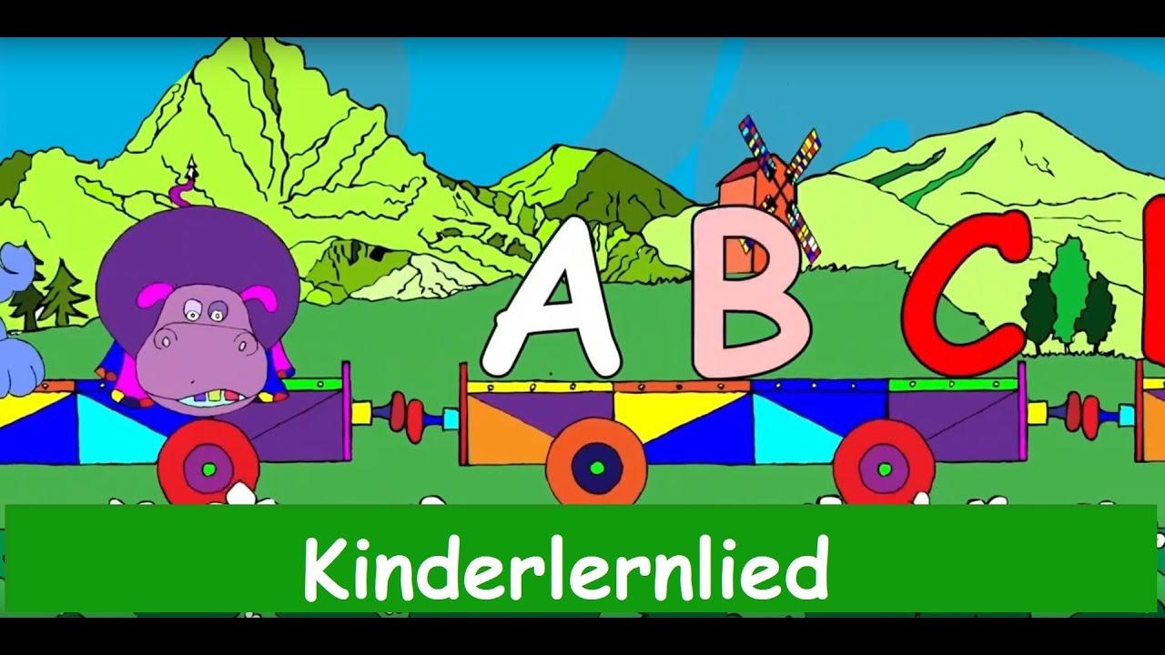 abc zug wir lernen das abc auf deutsch kinderlernlied yleekids deutsch youtube. Black Bedroom Furniture Sets. Home Design Ideas