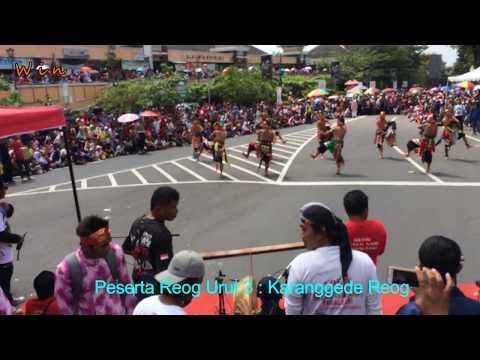 Festival Reog Bhayangkara Boyolali 2017 Dimulai