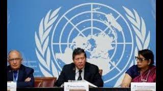 UN IIFFM on Myanmar urges financial isolation of Myanmar milit…