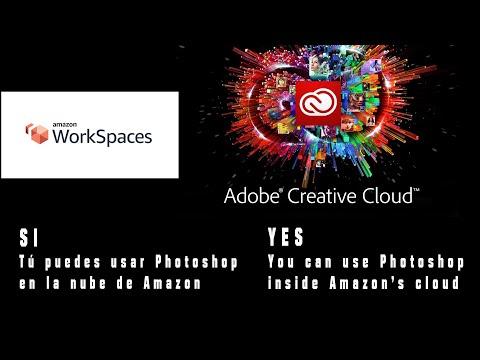 Cómo instalar y ejecutar Adobe Creative Cloud en Amazon Web Services (AWS) y no morir en el intento