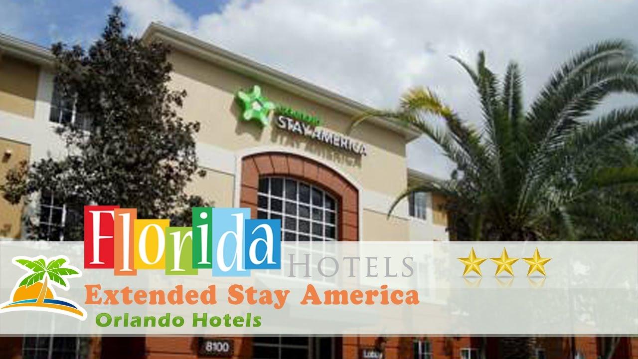 Extended Stay America Orlando Lake Buena Vista Hotels Florida