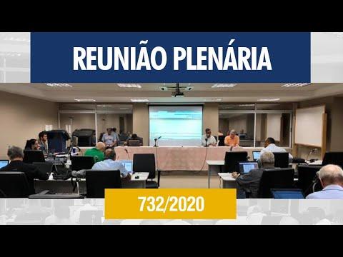 732ª Reunião Plenária - Crea-AL