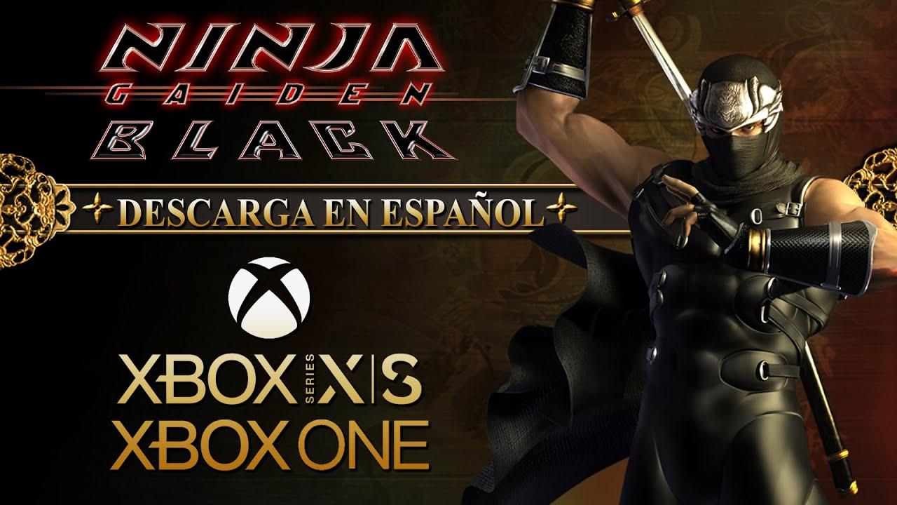 Como Descargar Ninja Gaiden Black En Espanol Para Xbox One Youtube