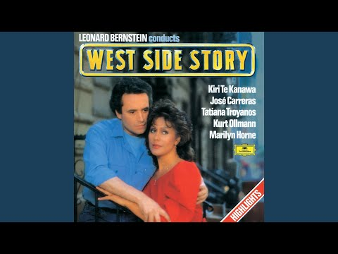 Bernstein: West Side Story - 3. Something's Coming mp3
