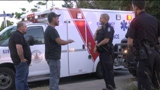 Man attacked by Bear in Mission