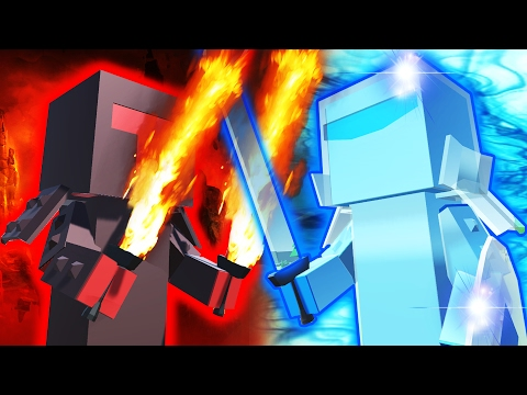THE LORD OF FIRE VS THE LORD OF ICE! (Ancient Warfare 2 Funny Gameplay)