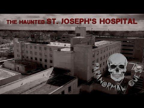 INVESTIGATION AT ST. JOSEPH'S HOSPITAL || Paranormal Quest® || Lorain, Ohio