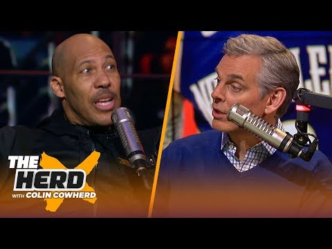 LaVar Ball guarantees his sons will play together in NBA, talks Lakers, Zion & LaMelo | THE HERD